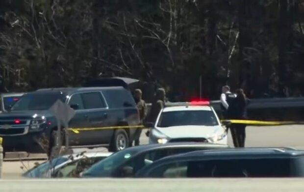 Стрельба в Канаде, скриншот: YouTube