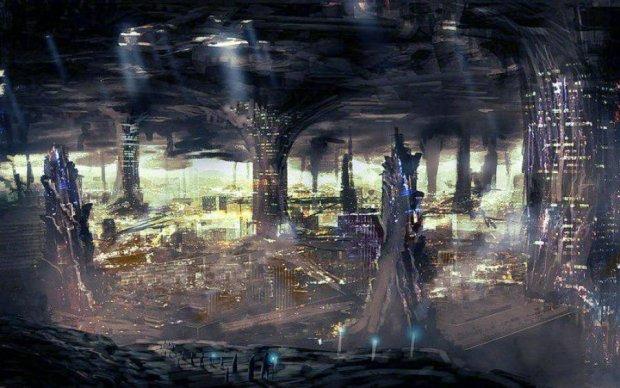 Обнаружена подземная база инопланетян, и это не Пентагон: фото