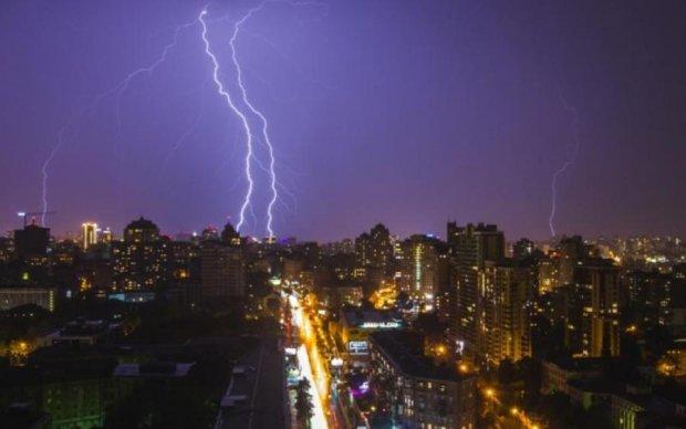 Сидіть вдома: на Київ насувається страшна буря