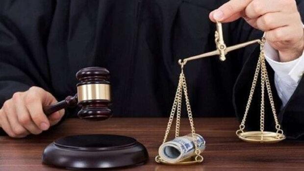 суд, гроші, корупція / ілюстративне фото з відкритих джерел