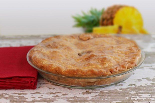 Ананасовый пирог: рецепт, который дополнит любой стол