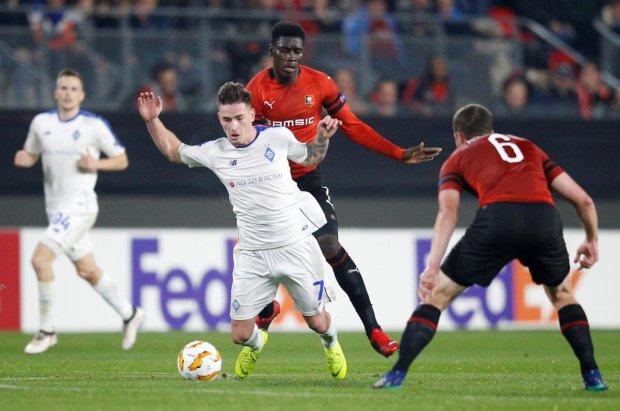Динамо - Ренн: анонс матчу Ліги Європи