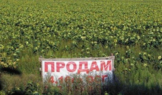 В Україні планують продовжити мораторій на продаж землі