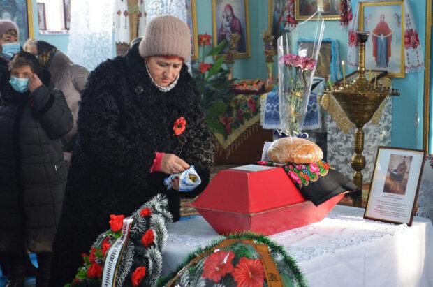 Похорон солдата, якого шукали 80 років, фото: podillyanews