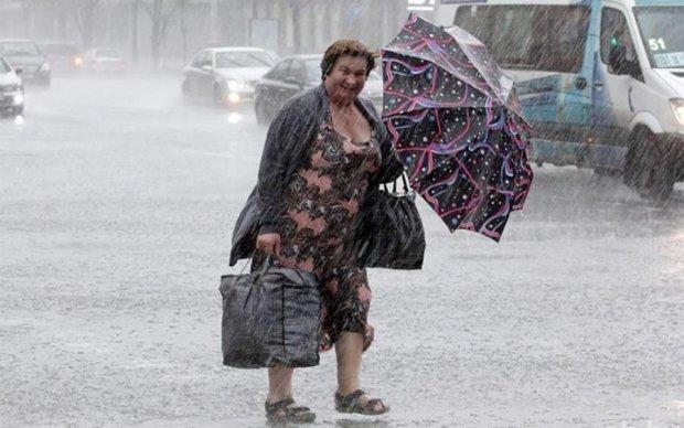 Погода на 26 травня гарненько вмиє українців