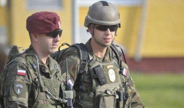 Военные Украины, Польши и Литвы создали совместную бригаду