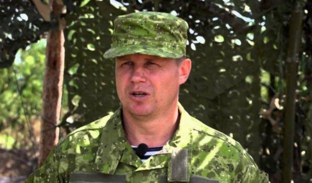 На Донеччину прибуває група снайперів-професіоналів - штаб АТО