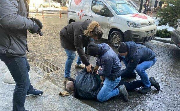 Затримання Расюка і Нескромного, фото: Facebook