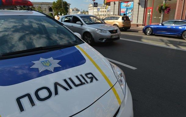 Грабеж под Киевом