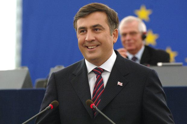После победы Зеленского Саакашвили собрался в Украину: уже купил билет