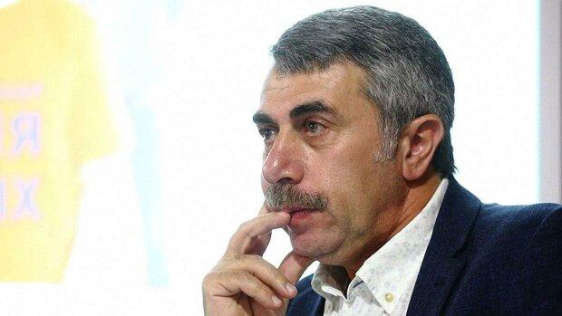 Врач Евгений Комаровский, фото: Likar.info