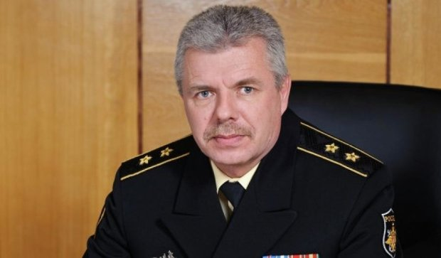 Командующий Черноморского флота РФ стал врагом Украины
