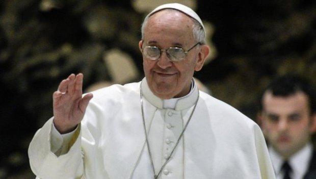 Папа Римський приїде в Україну