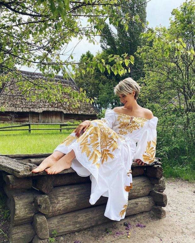Аніта Луценко, фото: Instagram зірки