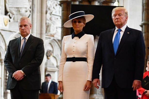 """Трамп потрапив у секс-скандал через британського принца: фотодокази """"підвели"""""""