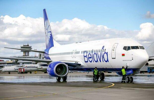 Літак Belavia
