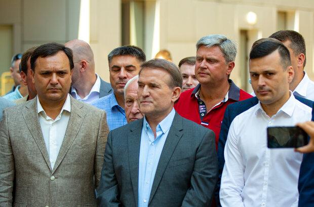 Виктор Медведчук: Обвинение хочет представить действия в интересах Украины и на благо Украине как финансирование те*рористов