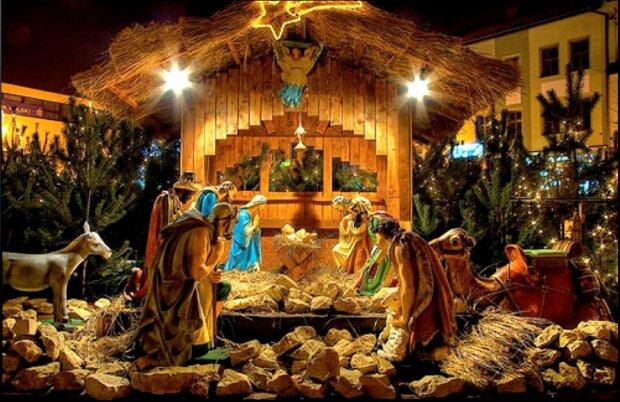 Католицьке Різдво, фото: Телеграф