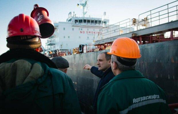 Газовики, фото: Нафтогаз ФБ