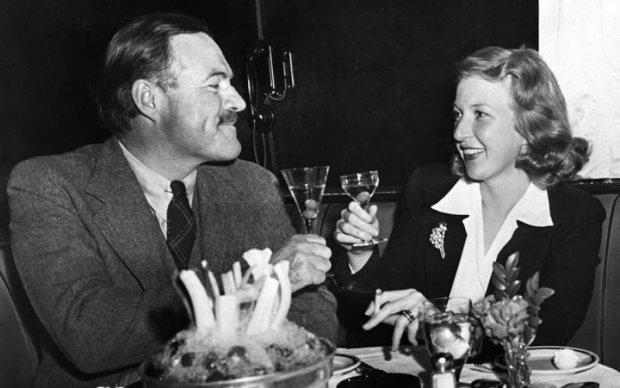 Любов, творчість і дружини: життя Ернеста Хемінгуея
