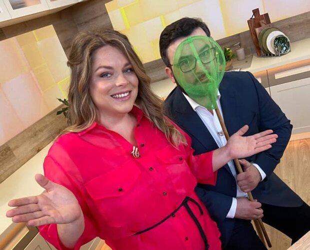 Неля Шовкопляс и Руслан Сеничкин, фото с Facebook