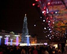 Новый год на Софийской площади - фото 112