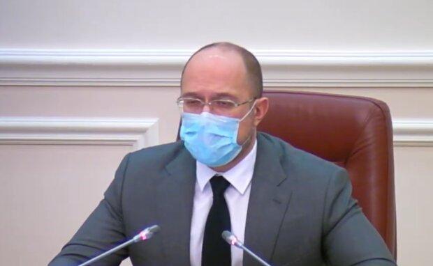 Денис Шмыгаль, кадр из видео