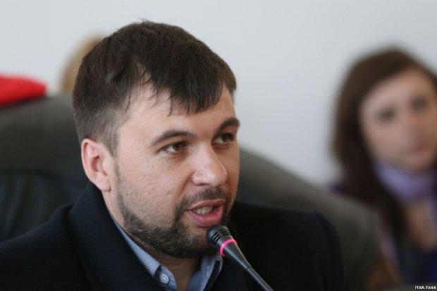 Сепаратисты собирают подписи против Пушилина
