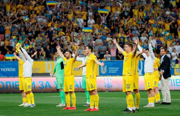 Сборная Украины взлетела в рейтинге ФИФА: головокружительный прорыв