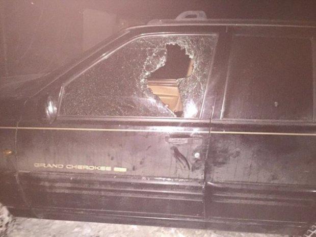 У перестрілці правоохоронці затримали наркоторговця (фото)