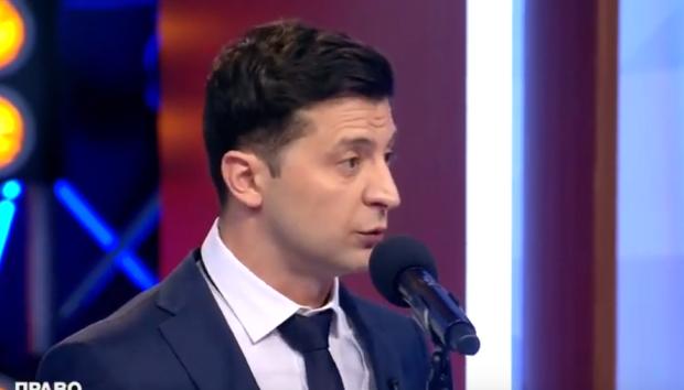 Зеленський і Коломойський: кандидат дав жорстку відповідь
