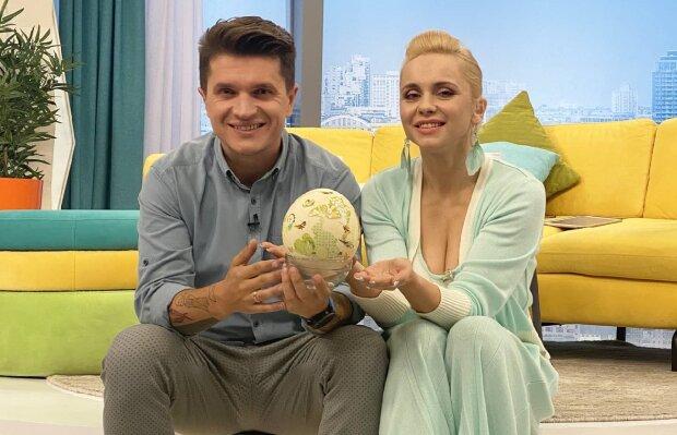 Анатолій Анатоліч та Лілія Ребрик, фото з Instagram