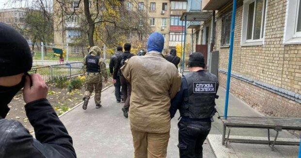 Сутички на Польовій у Києві, ТСН