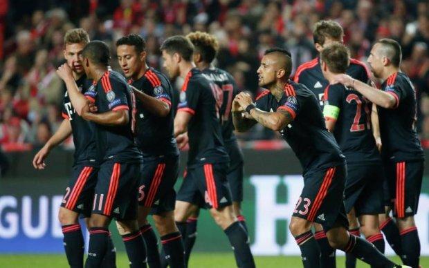 Бавария представила выездной вариант формы на следующий сезон