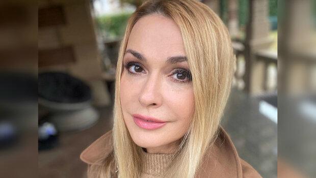 Ольга Сумська пожаліла Оксану Марченко через котика