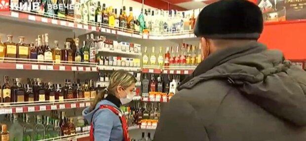 Магазин в Києві, фото: скріншот з відео