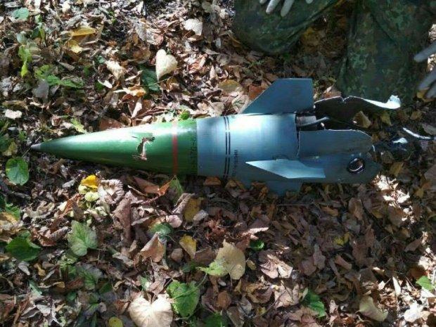 часть ракеты упала на двор школы