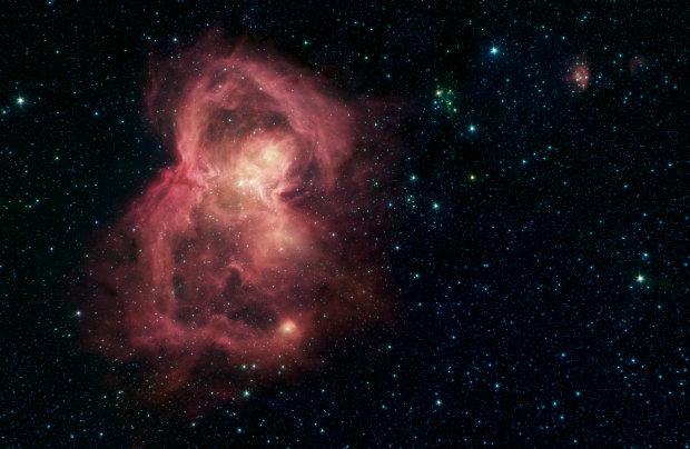 Шпигун Всесвіту показав фото гігантського космічного метелика: ви будете у захваті