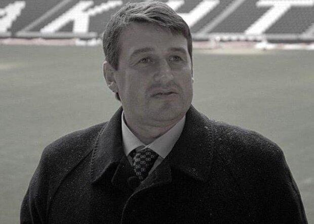 Умер легендарный футболист и тренер Шахтера - ему было всего 48 лет