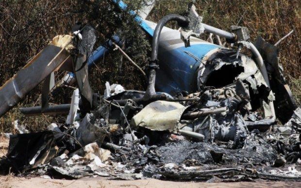 В Ирландии нашли разбитым пропавший вертолет: видео