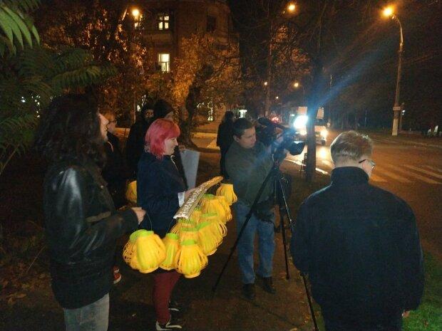 Поверніть нам ніч: українки вийшли на акцію протесту