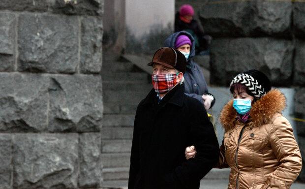 Локдаун в Києві, фото Уніан