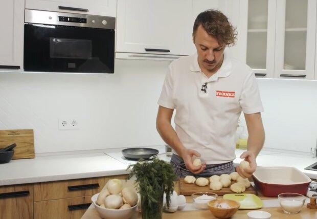 Пампухи от Евгения Клопотенко, кадр из видео