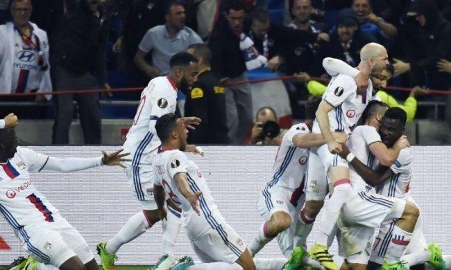 Лион - Бешикташ 2:1 Видео голов и обзор матча Лиги Европы