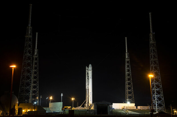 Falcon 9, фото: GettyImages