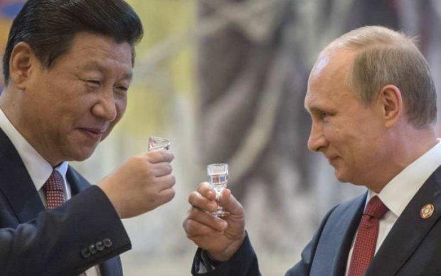 Китайський лідер пішов по стопах Путіна