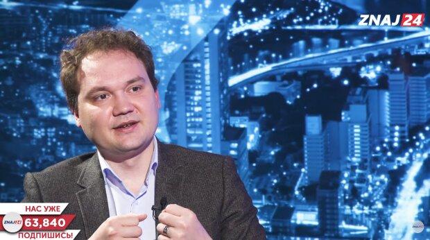 Олександр Мусієнко, скріншот відео