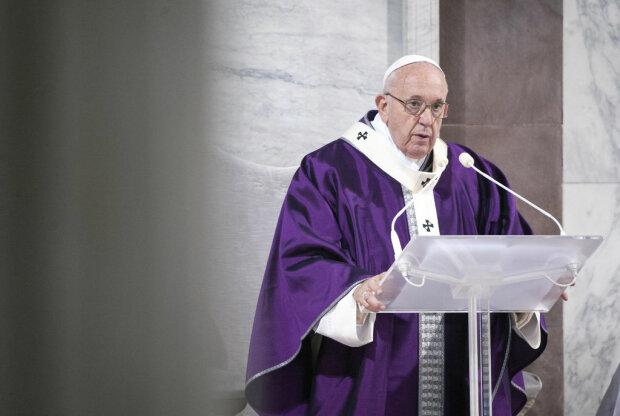 Папа Римський Франциск, фото Getty