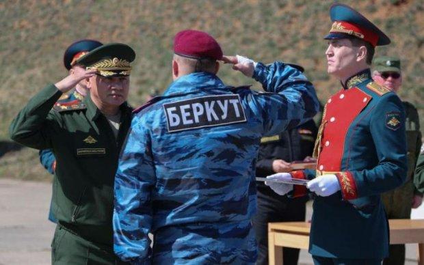 Кримські зрадники отримали посилочку від Путіна