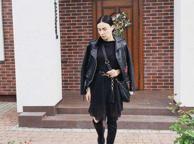 Анастасия Приходько, фото из instagram